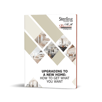 Upgrading To A New Home: How To Get What You Want cover image