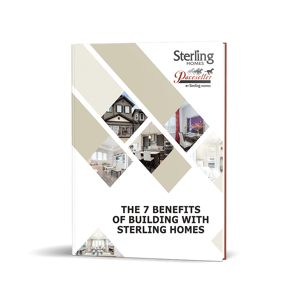 7 benefits building with sterling homes cover image