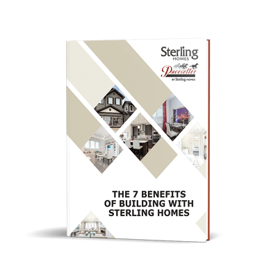 The 7 Benefits Of Building With Sterling Homes cover image