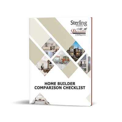 Home Builder Comparison Checklist cover image