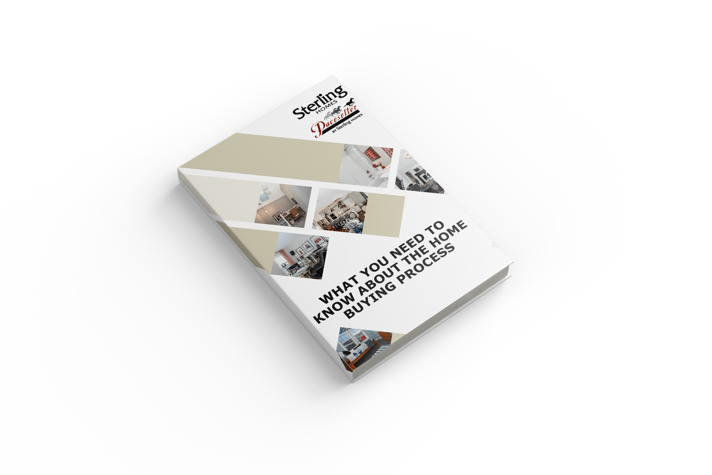 what you need know about home buying process ebook cover image